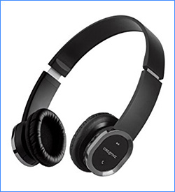9. Creative Wireless Bluetooth Headphone