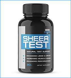 Sheer Strength Labs Testosterone Booster