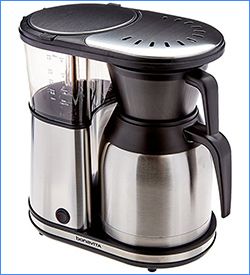 10. Bonavita 8-Cup Carafe Coffee Brewer