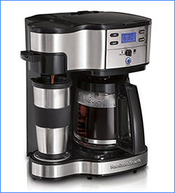 4. Hamilton Beach Coffee Brewer