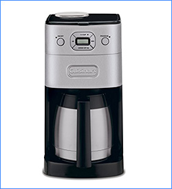 7. Cuisinart Grind-and-Brew Coffeemaker