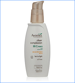 2. Aveeno Clear Complexion BB Cream