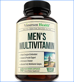 Vimerson Health Men's Daily Multivitamin