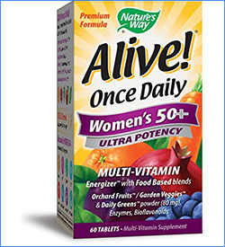 Nature's Way Alive! Ultra Potency Multivitamin
