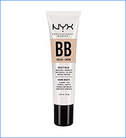 4. NYX Cosmetics BB Cream