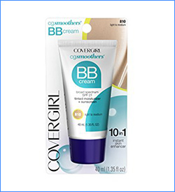 5. Covergirl Smoothers Lightweight BB Cream