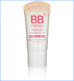 6. Maybelline Dream Fresh BB Cream