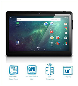 NeuTab 7'' Quad Core WIFI Tablet