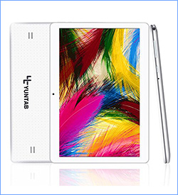 Yuntab 10.1 inch Android 5.1 Tablet
