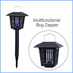 YIER solar mosquito trap