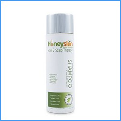 Honeyskin Organic Dry Scalp Treatment Shampoo