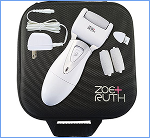 zoe+ ruth electric callus remover