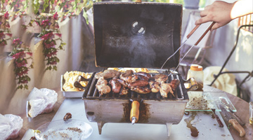 10 Best Rated Gas Grills