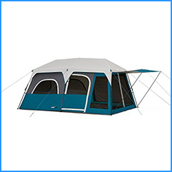 10 person instant cabin tent