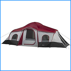 10 person family cabin tent