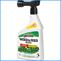 Spectracide Weed Feed