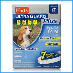 best hartz ultraguard flea collar for dogs