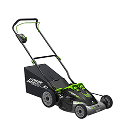 Best earthwise 60420 20 inch 40v lithium Cordless Lawn Mower