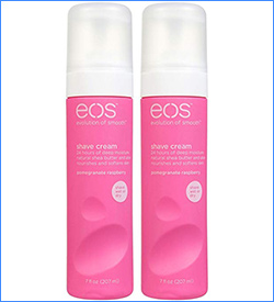 Best eos ultra moisturizing Women's Shaving Cream