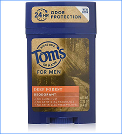 Best toms of maine natural Smelling Deodorant for Men