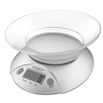best food scale - The Etekcity Digital Kitchen Scale